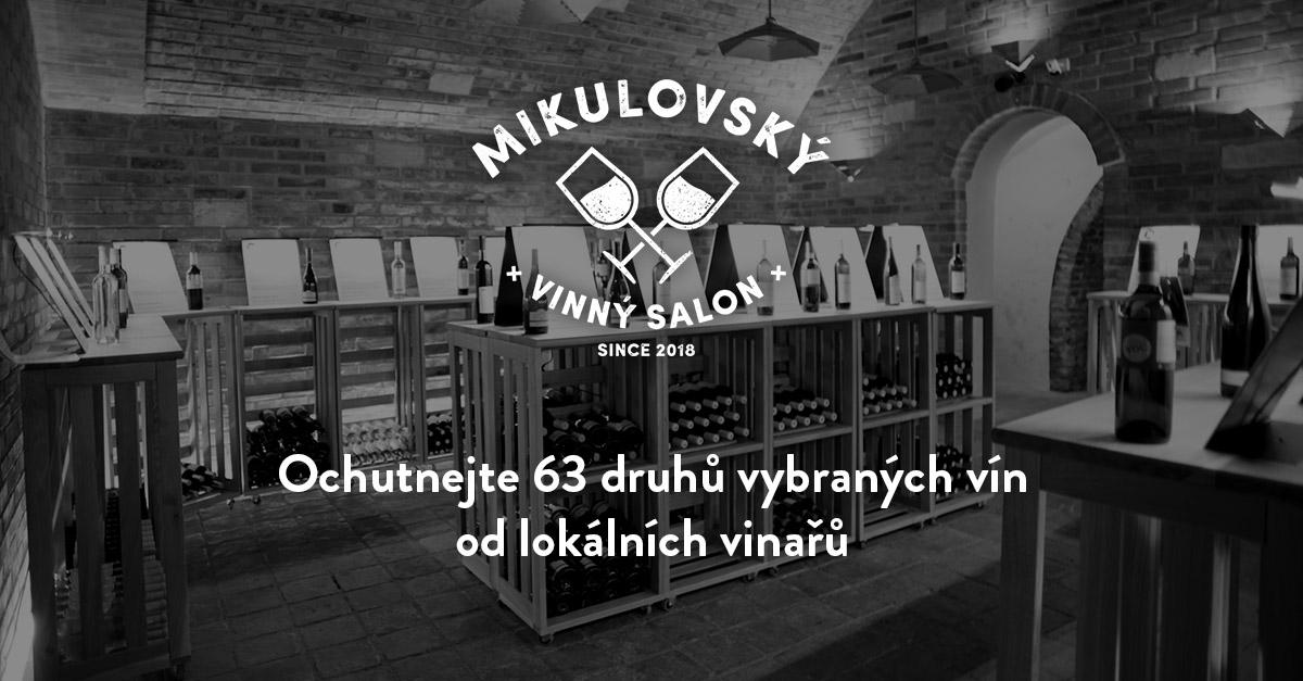 Vinný salon